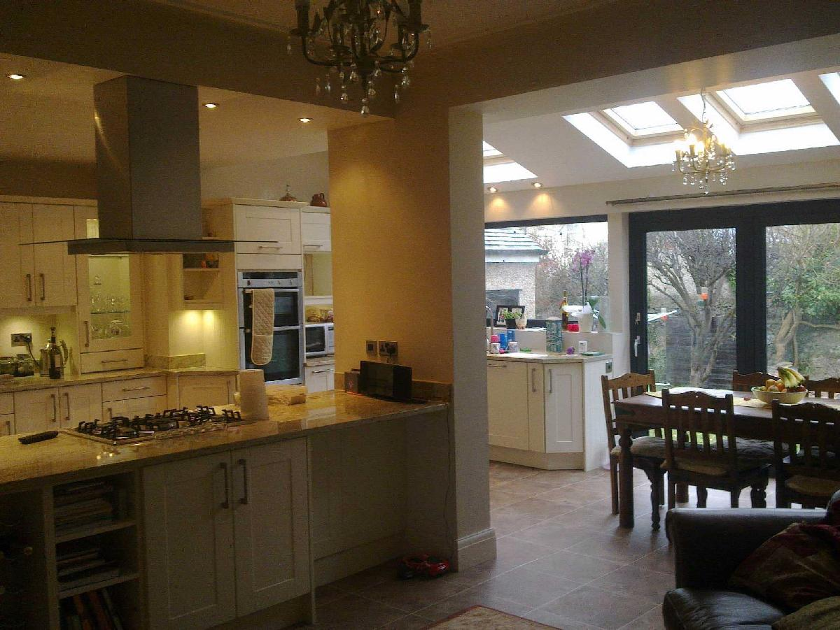 ph williams builders in north wales bespoke quality kitchens